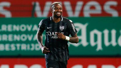 Bolingi schenkt Eupen met twee goals zege op het veld van Kortrijk