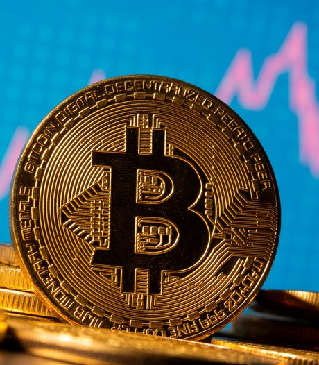 Bitcoin zet opmars voort, stijgt voor het eerst tot boven 22.000 dollar