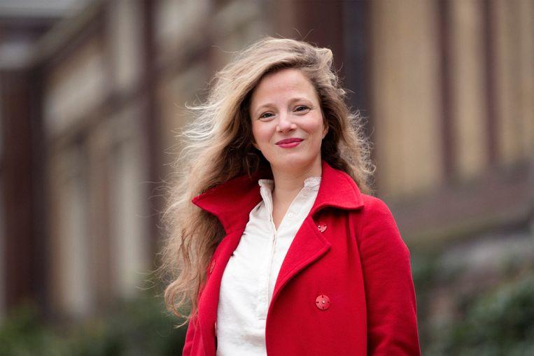Evanne Nowak: 'Mensen – wij allemaal – zijn vaten van tegenstrijdigheid' Beeld EN/BL