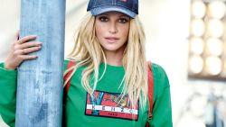Britney Spears is het nieuwe gezicht van modehuis Kenzo