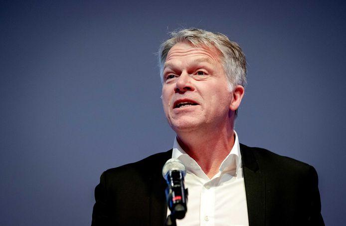 Wouter Bos, directeur en CEO, Invest-NL.