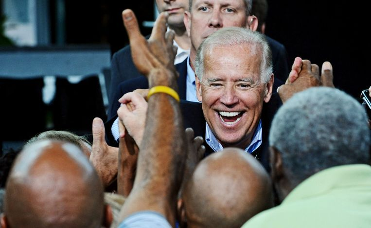 Vice-president Joe Biden. Beeld ap