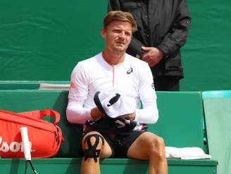 S.O.S. Roland Garros? Nu ook Goffin in de Belgische ziekenboeg, en die puilt stilaan uit