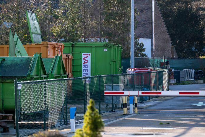 PUURS Ivarem neemt het beheer van het recyclagepark over van Puurs-Sint-Amands.