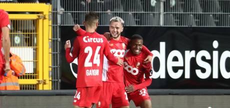 Seraing - Standard et FC Liège - Anderlecht: les affiches des 16e de finale de la Coupe de Belgique