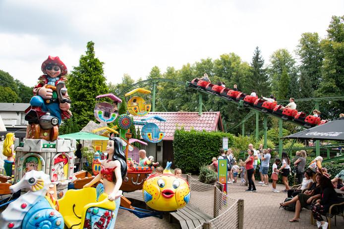 Pretpark Tivoli in Berg en Dal klaagt niet.