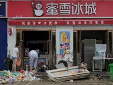 Chinezen boos over falende preventie overstromingen
