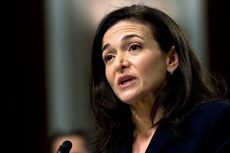 Sheryl Sandberg, de nummer twee van Facebook, wordt door de raad van bestuur uitdrukkelijk gesteund.