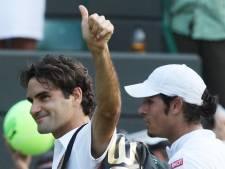 Roger Federer qualifié pour le troisième tour
