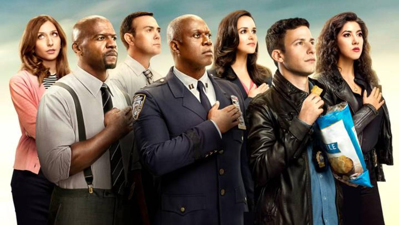 'Brooklyn Nine Nine' Beeld Netflix