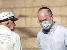 Israël dépasse pour la première fois depuis janvier la barre des 10.000 contaminations