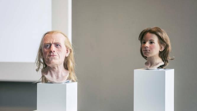 Zo zagen de inwoners van Tongeren er 2.000 jaar geleden uit: wetenschappers reconstrueren gezichten uit de Romeinse tijd
