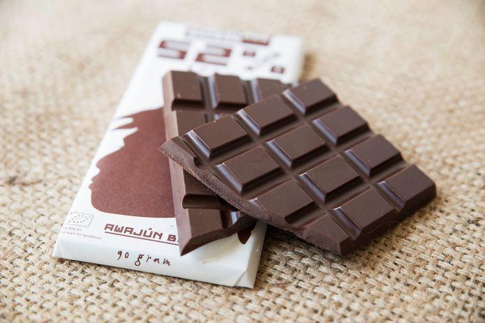 Chocolade van Cholatemakers.