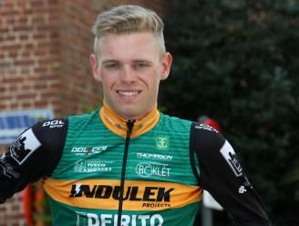 """Belofte Lars Collie naar Ronde van Vlaamse-Brabant: """"Vijf dagen op rij koersen, is goed om ritme op te doen"""""""