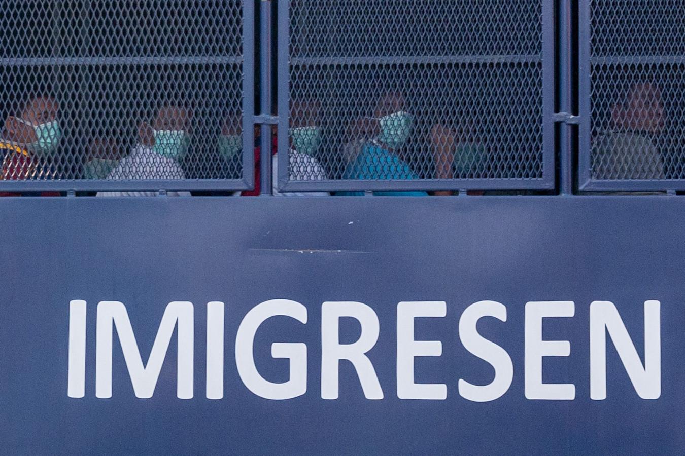 Migranten uit Myanmar worden teruggestuurd naar hun thuisland.