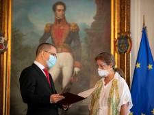 L'ambassadeur du Venezuela auprès de l'Union européenne va aussi être expulsé