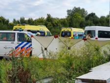 Twee jonge mannen overleden na ernstig verkeersongeval met taxibus in IJsselstein