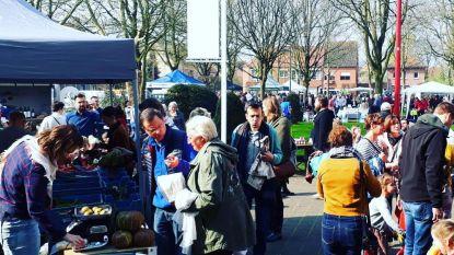 Maandelijkse bio- en streekmarkt schot in de roos