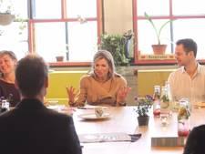 Koningin Máxima bezoekt DDW in Eindhoven en praat over toekomst van design (video)