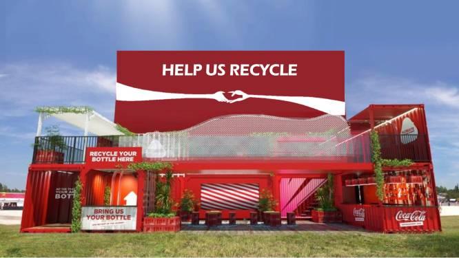 Coca-Cola wil élk flesje recycleren en begint in België