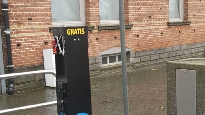 N-VA pleit voor fietsreparatiezuilen om fietstoerisme te stimuleren