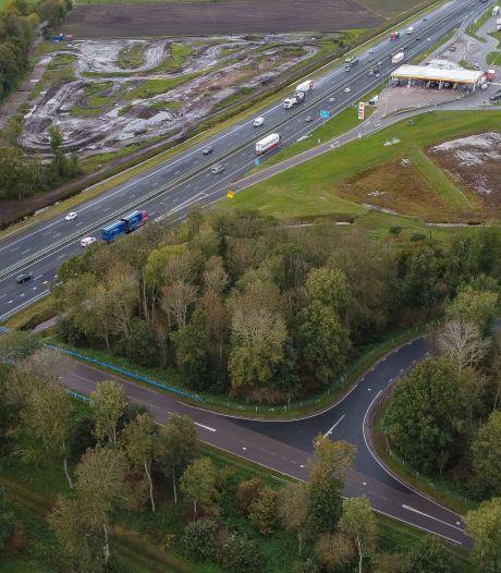 Geen betaalbare oplossing voor op- en afritten A28 bij Staphorst
