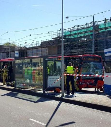 OM: buschauffeur die tegen tram reed was onder invloed mdma en ghb