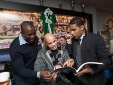 Presentatie PEC Man leidt tot reünie in stadion Zwolle