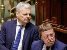 L'opposition maintient la pression sur Reynders