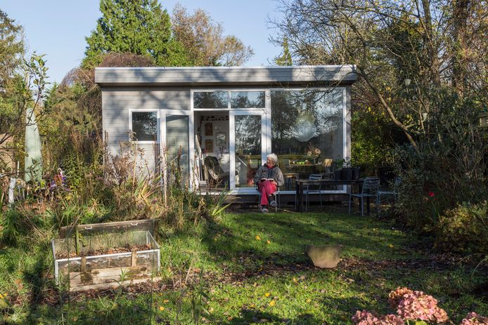 Tuinpark Nieuw Vredelust in Zuidoost.