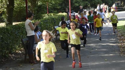 Recordaantal deelnemers verwacht voor scholenveldloop in Te Boelaarpark