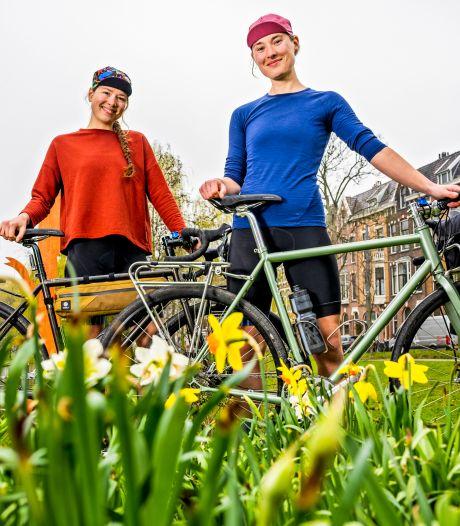 Voor gek verklaard, toch gegaan. Rotterdams stel fietst ongepland 10.000 kilometer door Europa