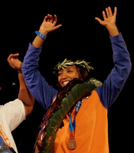 Bronzen plak van Athene al snel uitgedoofd voor rouwende Brabantse judoka Deborah Gravenstijn