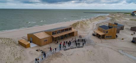 Alwéér een nominatie voor de nederzetting op de Marker Wadden: 'Een familie van gebouwtjes'