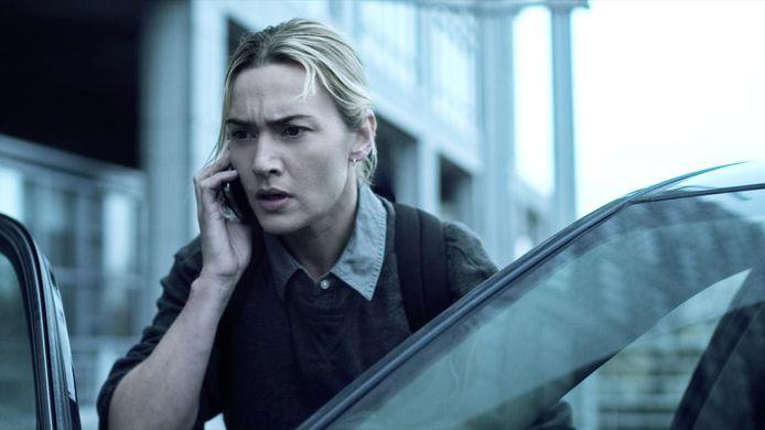 """Kate Winslet dans """"Contagion""""."""