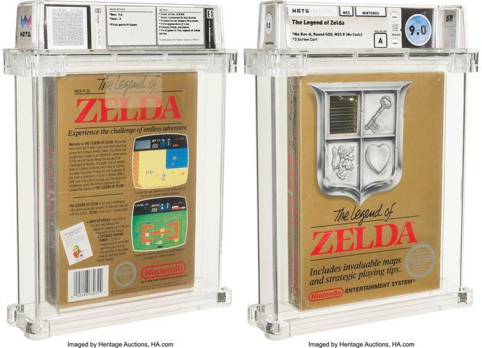 De game wordt in een speciale beschermdoos bewaard.
