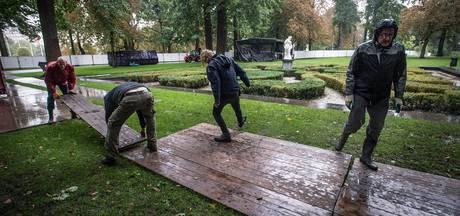 'Festivals zijn ondergang voor het Valkenbergpark in Breda'