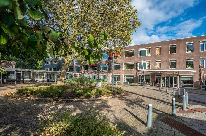 Verpleeghuis Crabbehoven in Dordrecht.