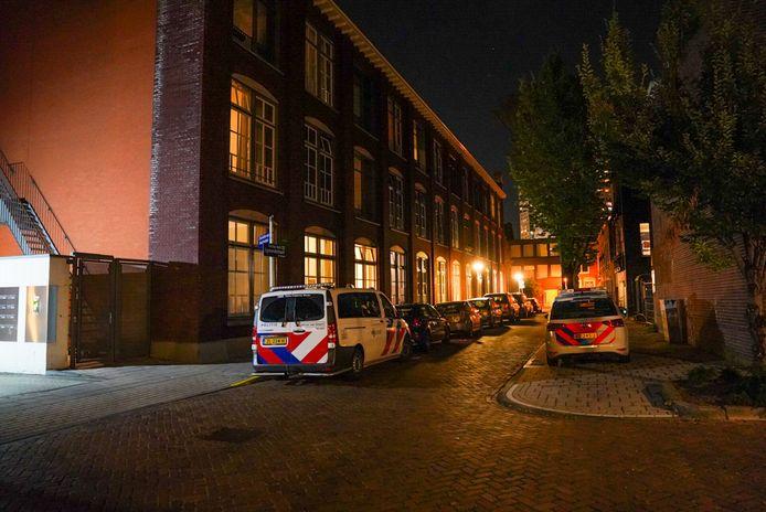 Woningoverval mislukt in Eindhoven.