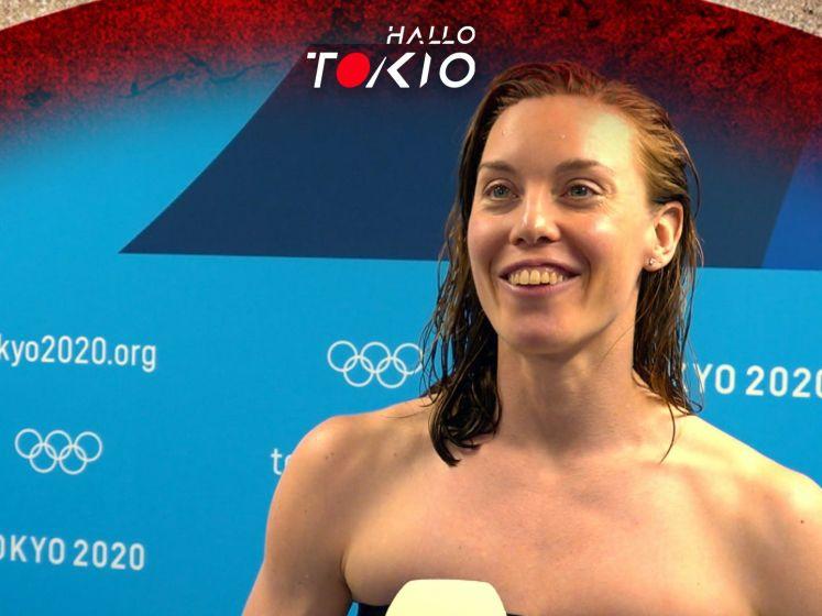 Femke Heemskerk na finale: 'Deze prestatie is me alles waard'
