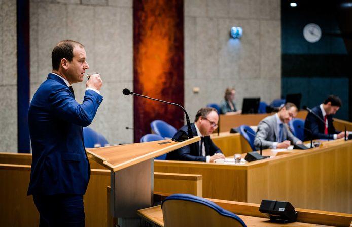 PvdA-leider Lodewijk Asscher kreeg tijdens het debat de meeste toezeggingen.