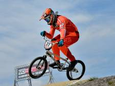 BMX'er Van Gorkom in coma na botsing met ketting