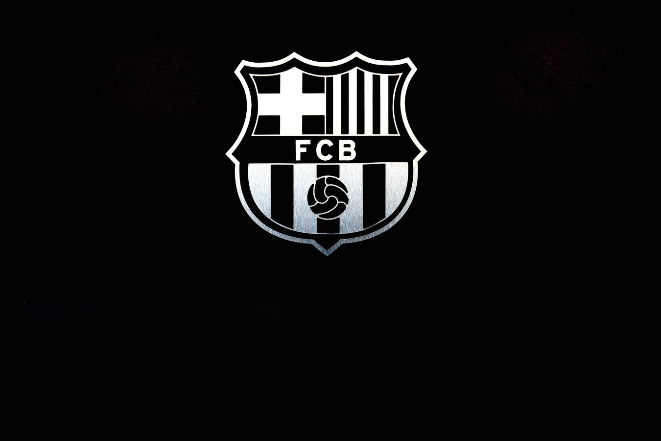 FC Barcelona zit in diepe nesten.