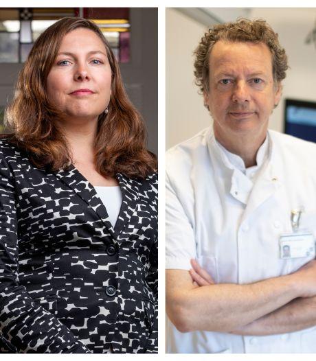 Zorg wil nationaal herstelplan: 'We kijken echt als een berg tegen uitgestelde operaties aan'
