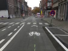 """La rue Maghin à Liège à nouveau en double sens: """"Un fiasco complet"""""""