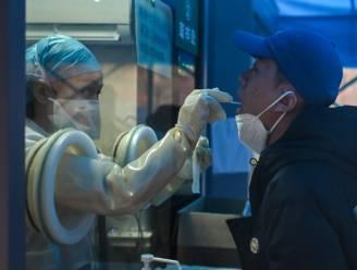 """""""China liet diplomatiek personeel VS anale coronatests ondergaan"""""""
