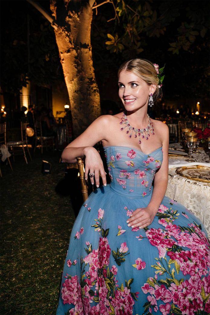 Een blik op de jurken van Kitty Spencer.