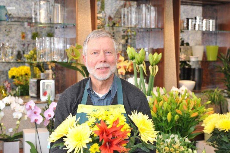 Jan Van Slycken sluit de deuren van Heliotroop: de oudste bloemenwinkel van de stad bestond al sinds 1942.