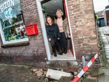 Tienduizenden euro's schade na wateroverlast in Goudse wijk Korte Akkeren