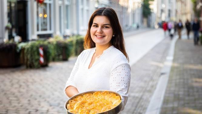 Helena verovert Nederland met haar vegan baklava: 'Soms slaap ik maar vier uur'